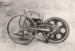 Edward Butler's Patent Velocycle