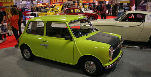 Little Classics News Classic Motor Show Attracts