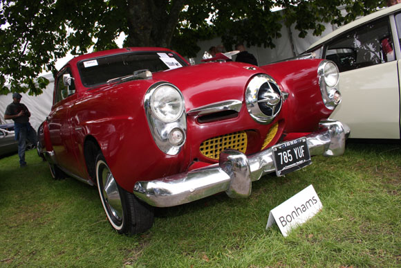 Studerbaker at Bonghams Sale Beaulieu International Autojumble 2015