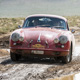 Classic Cars Heading for Paris Reach Gobi Desert