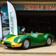Rare Lister Knobbly Stirling Moss Edition at Pebble Beach